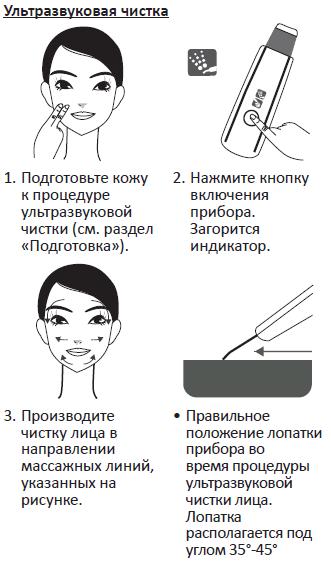 Ультразвуковая чистка лица как сделать